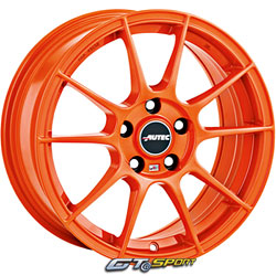 Jante alu AUTEC Wizard Orange