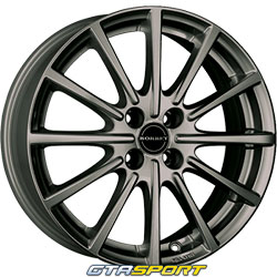 BORBET BL4 Metal Grey