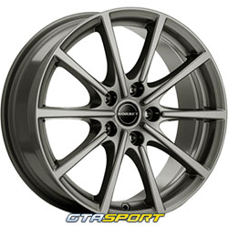 BORBET BL5 Metal Grey