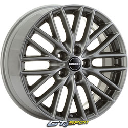 BORBET BS5 Metal Grey