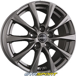 Jante alu BORBET RE Anthracite 7.5x17 5x108 ET45
