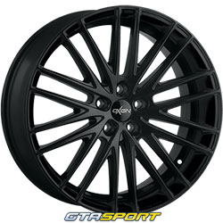 OXIGIN 19 Oxspoke Noir satin