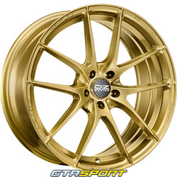 OZ Leggera HLT Gold