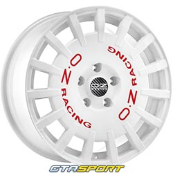 Jante alu OZ Rally Racing Blanc 7.5x18 5x112 ET50