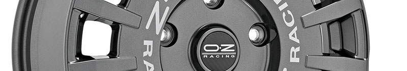 OZ Rally Racing Van Graphite