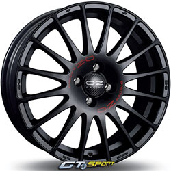 OZ Superturismo GT Black