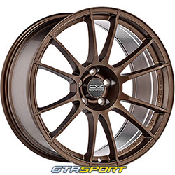 OZ Ultraleggera HLT Bronze satin