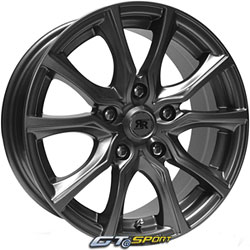 RACER Advance Anthracite