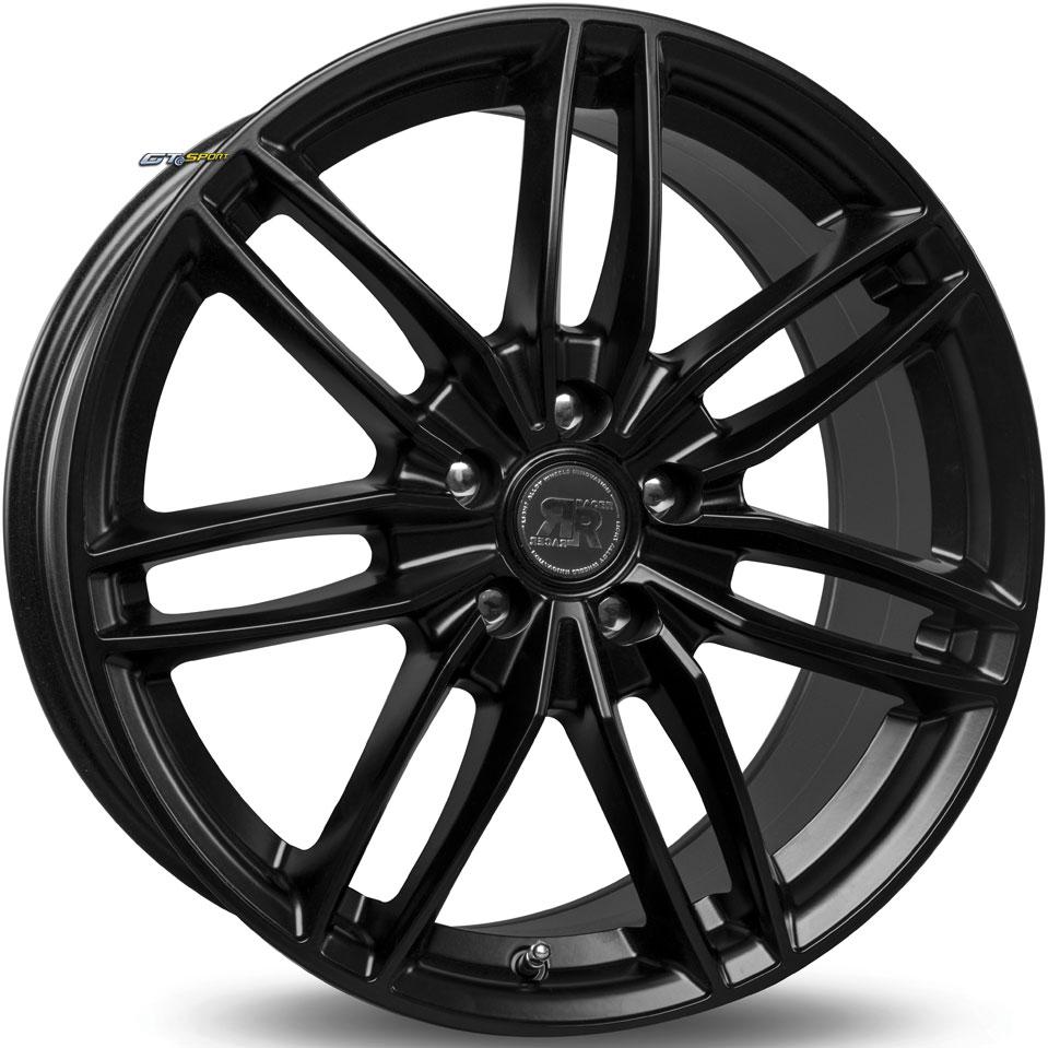 jante alu racer edition noir satin 5x114 3 et42 gtasport jantes alu jantes acier pneus. Black Bedroom Furniture Sets. Home Design Ideas