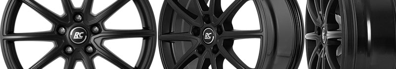 RC DESIGN RC32 Noir satin