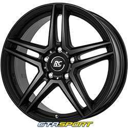 RC DESIGN RC D17 Noir satin
