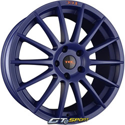 TEC AS2 Race blue