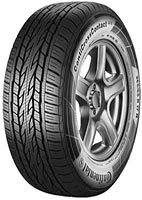 Pneu CONTINENTAL CROSSCONTACT LX 2 FR BSW NIS 255/70R16 111T