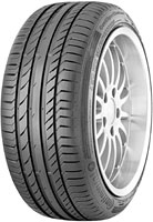 Pneu CONTINENTAL SPORT CONTACT 5 SSR XL BMW 255/55R18 109V