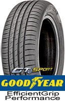 Pneu GOODYEAR EFFICIENTGRIP PERFORMANCE XL 195/55R20 95H