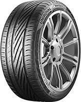 Pneu UNIROYAL RAINSPORT 5 205/55R16 91V