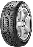 Pneu PIRELLI SCORPION WINTER MO-V 255/65R17 110H
